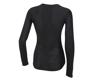Image 2 for Pearl Izumi Women's Transfer Long Sleeve Base Layer (Black)