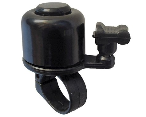 4-Jeri Mini Ping Bell (Black) (22.2mm)