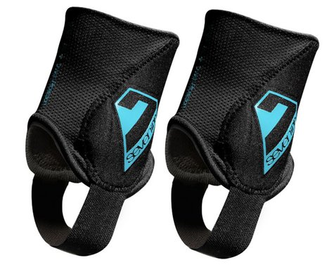 7iDP Control Ankle Guards (Black) (Pair) (S/M)