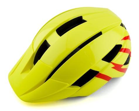 Bell Sidetrack II Kids Helmet (Hi Viz/Red) (Universal Child)