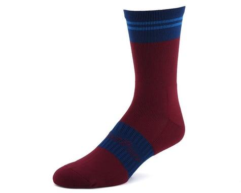 Bellwether Flight Sock (Burgundy) (S/M)