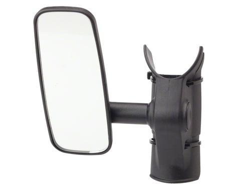 Bike-Eye Frame Mount Mirror (Black) (Narrow)