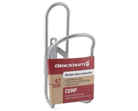 Blackburn BC-1 Comp Water Bottle Cage (Silver)