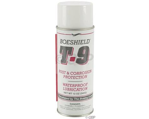 Boeshield T9 Chain Lube & Rust Inhibitor (Aerosol) (12oz)