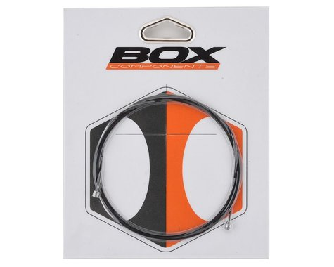 Box Nano Gear Wire Shift Cable (Black) (Shimano/SRAM/Campagnolo) (Stainless) (1.2mm) (2000mm)