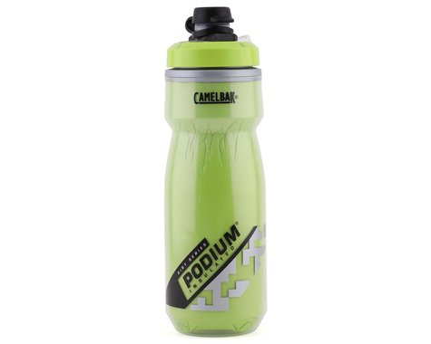 Camelbak Podium Chill Dirt Series Insulated Water Bottle (Lime) (21oz)
