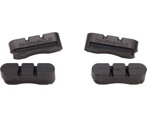 Campagnolo BR-REDE Brake Pad Inserts (Black) (Record/Delta) (2 Pairs)