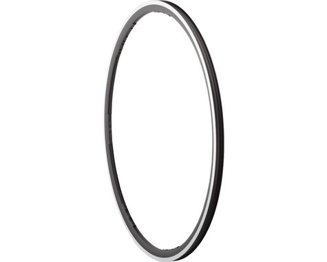 Campagnolo Shamal/Eurus Rear Rim (Black) (21H) (Presta) (700c / 622 ISO)