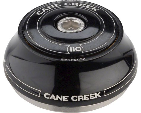 Cane Creek 110 Tall Cover Top Headset (Black) (IS42/28.6)