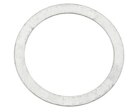 """Cane Creek 1-1/8"""" Shim Spacers (Silver) (10) (0.50mm)"""
