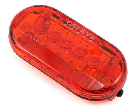 CatEye Omni 5 Bike Tail Light (Red)