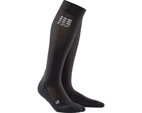 "CEP Recovery+  Compression Socks (Black) (10"") (L)"