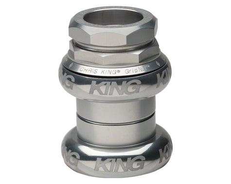 "Chris King GripNut 1"" Headset (Silver Sotto Voce) (EC30/25.4-24tpi) (EC30/26)"