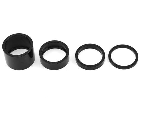 """Chris King Headset Spacer Kit (Black) (1-1/8"""")"""