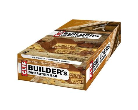 Clif Bar Builder's Protein Bar (Chocolate Peanut Butter (12   2.4oz Packets)