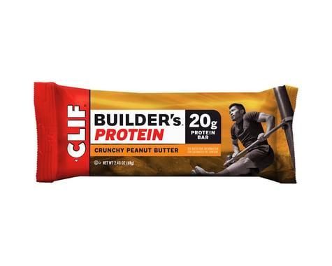 Clif Bar Builder's Protein Bar (Crunchy Peanut Butter) (12   2.4oz Packets)