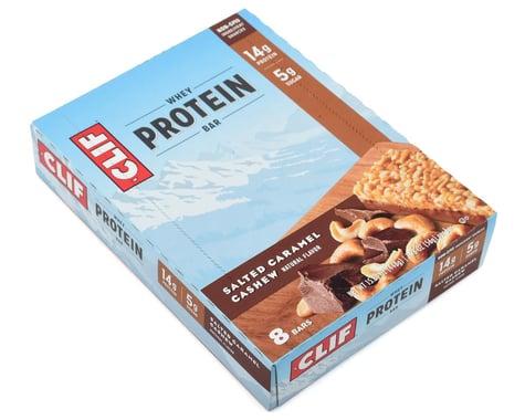 Clif Bar Whey Protein Bar (Caramel Cashew) (8 | 1.98oz Packets)