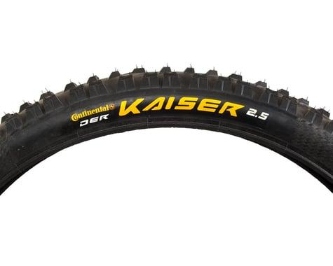"""Continental Der Kaiser Apex DH Tire (Black) (2.5"""") (26"""" / 559 ISO)"""