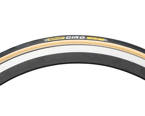 Continental Giro Tubular Tire (Skinwall) (22mm) (700c / 622 ISO)