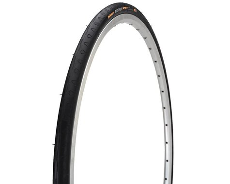Continental SuperSport Plus City Tire (Black) (23mm) (700c / 622 ISO)