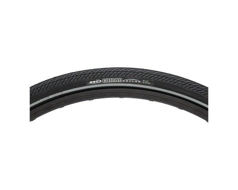 CST Ciudad Tire (Black) (32mm) (700c / 622 ISO)