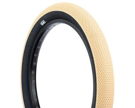 "Cult Vans Tire (Cream/Black) (Wire) (2.4"") (20"" / 406 ISO)"