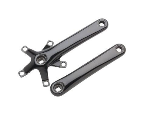 Dimension 110 Crank Arm Set w/ Bolts (Black) (175mm)