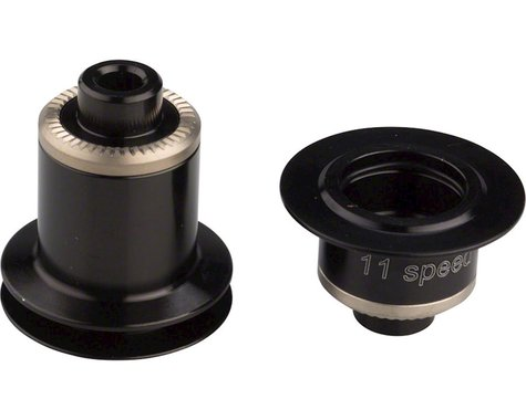 DT Swiss End Cap Kit for Classic Flanged 11-Speed Road Disc Hubs (Quick Release) (135mm)