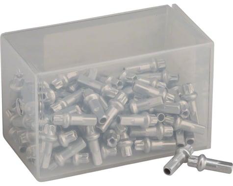 DT Swiss Squorx Pro Alloy Nipples (Silver) (2.0 x 15mm) (Box of 100)