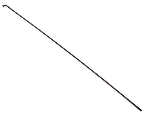 DT Swiss Aerolite Bladed J-bend Spoke (2.0mm) (Black) (282mm)