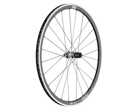 DT Swiss PR1600 Spline 32 Rear Wheel (Black) (Shimano/SRAM 11spd Road) (QR x 130mm) (700c / 622 ISO)