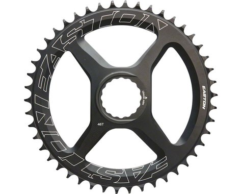 Easton Direct Mount Chainring (Black) (3mm Offset (Boost)) (46T)