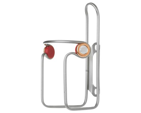 Elite Ciussi Inox Water Bottle Cage (Stainless)