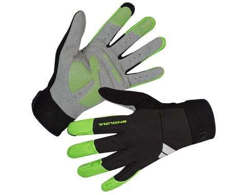 Endura Windchill Gloves (Hi-Viz Green) (S)