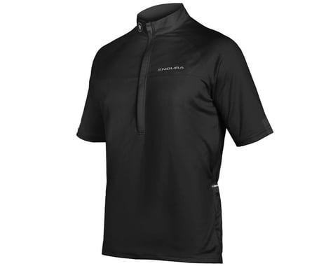 Endura Xtract II Short Sleeve Jersey (Black) (S)