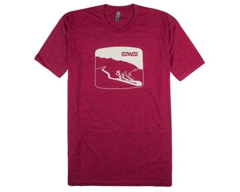 Enve Men's Stelvio T-Shirt (Cardinal) (XS)