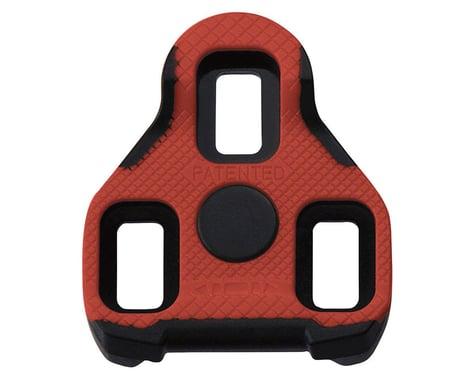 Exustar ARC11+ Look/Keo Cleats w/ Anti-Slip (Red) (7°)