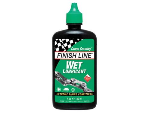 Finish Line Wet Chain Lube (Bottle) (4oz)