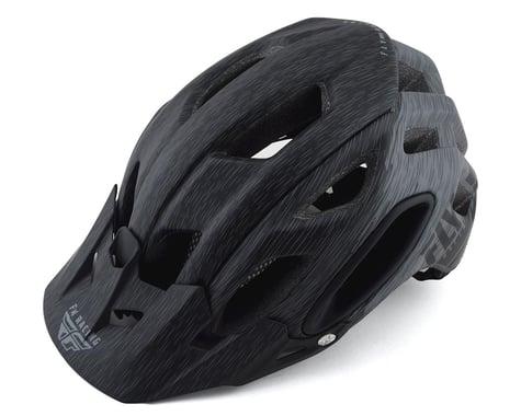 Fly Racing Freestone Ripa Helmet (Matte Black/Grey) (XS/S)
