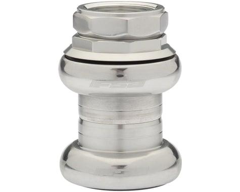FSA Duron X Threaded Headset (Silver) (EC30/25.4) (EC30/26)