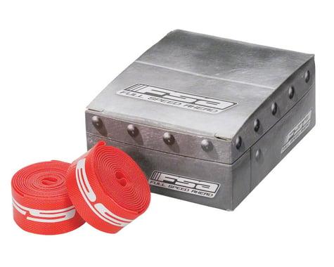 FSA 700c Rim Strips (Red) (Nylon) (10) (17mm)