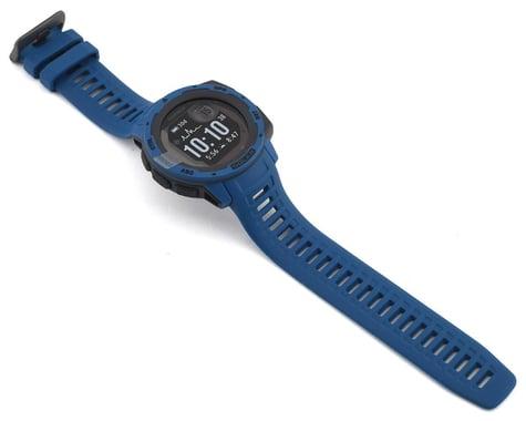 Garmin Instinct Solar GPS Smartwatch (Tidal Blue)
