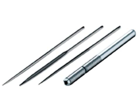General Tools Precision Needle File Set