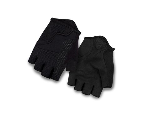 Giro Bravo Jr Gloves (Black) (Youth M)