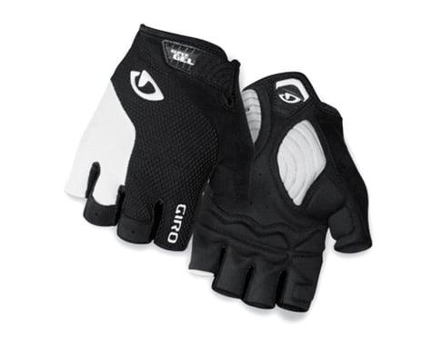 Giro Strade Dure Supergel Short Finger Bike Gloves (White/Black) (M)