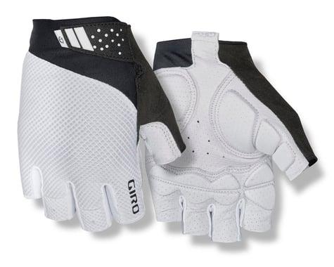 Giro Monaco II Gel Bike Gloves (White) (S)