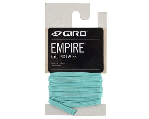 "Giro Empire Laces (Turquoise) (48"")"