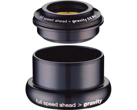 FSA Gravity DX Pro Tapered Headset (Black) (ZS44/28.6) (EC49/40)
