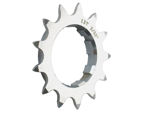 Gusset Double Six Cog (Silver) (16T)