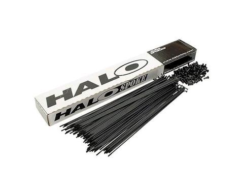 Halo Wheels Aura 14g Spokes (Black) (286mm)